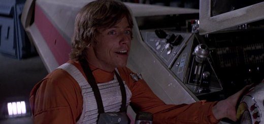 Pilot Luke in A New Hope.