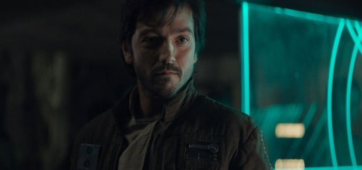 Cassian Andor in Rogue One.