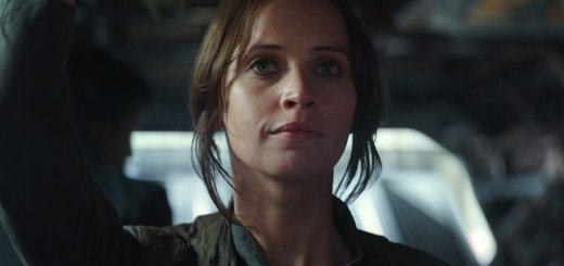 Jyn Erso in Rogue One.