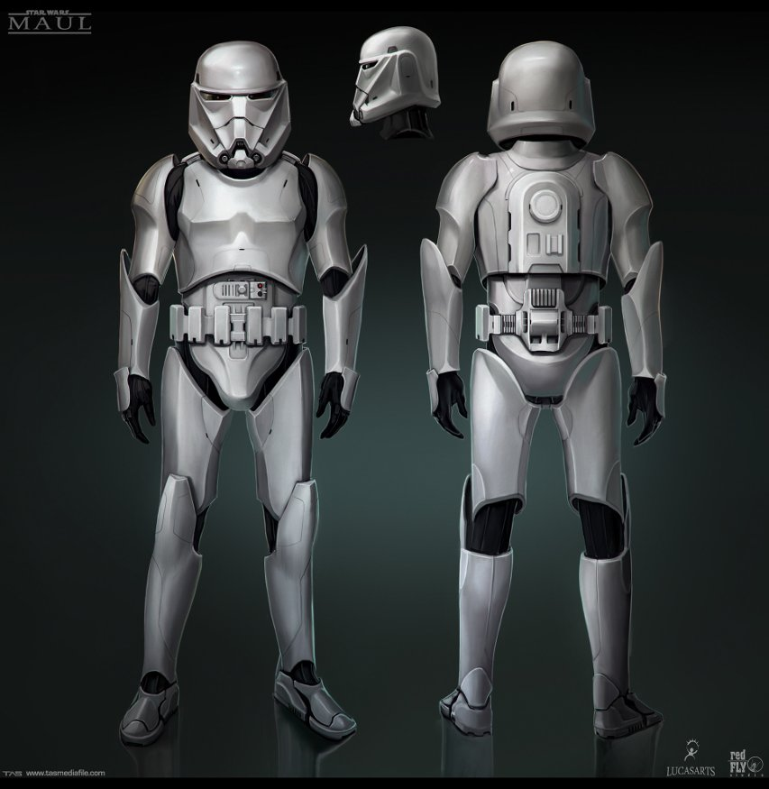New Empire Stormtrooper concept.
