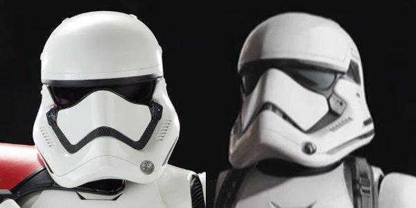 Le stormtrooper de l'Episode VII et celui de Star Wars Battlefront II