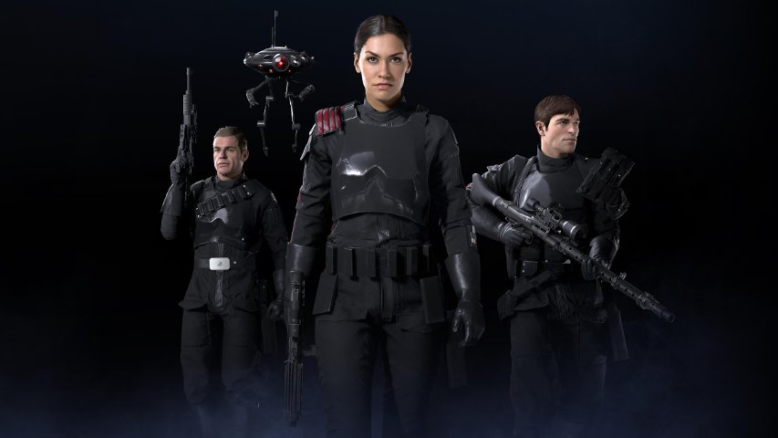 Promo image of the Inferno Squad.