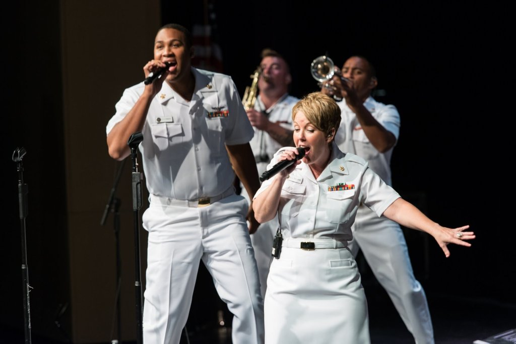 Globe Times - Navy Band Photo