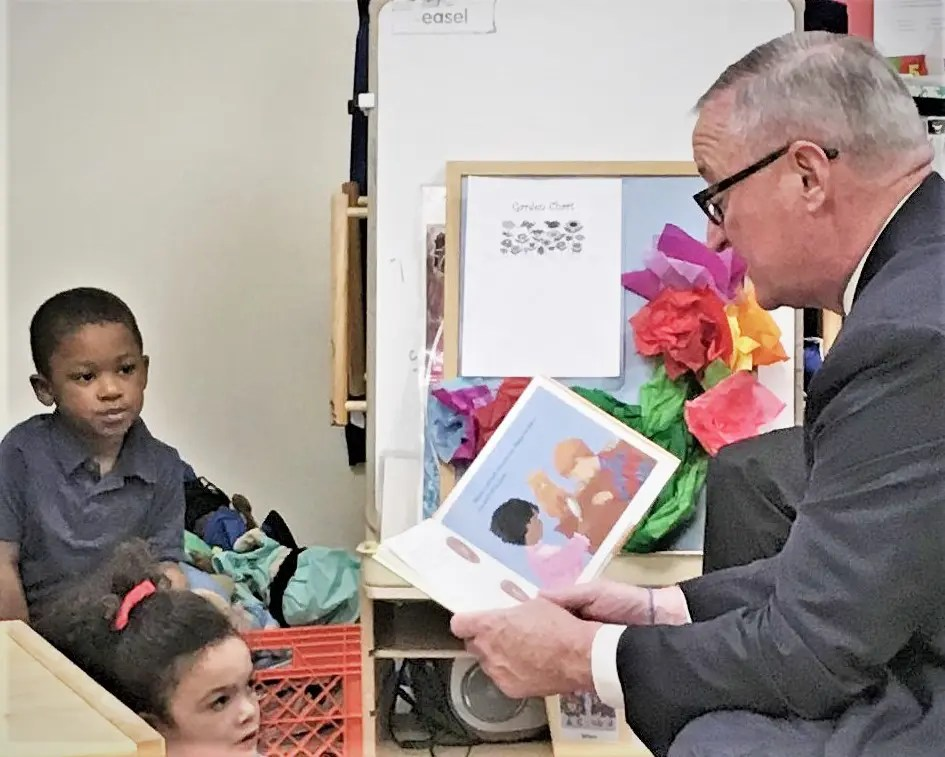 Mayor Kenney's Soda Tax initiative funds the PreK enrollment of large numbers of underserved minority kids.  Other Soda Tax programs promote job skills for city youth and improvements in rec. centers and libraries.