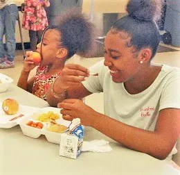 The deeply appreciated summer meals and snacks program is winding down.  Arranged at dozens of locations in Southwest by the Coalition Against Hunger it has assured hundreds of children and youth of good nutrition under safe Covid-19 precautions.