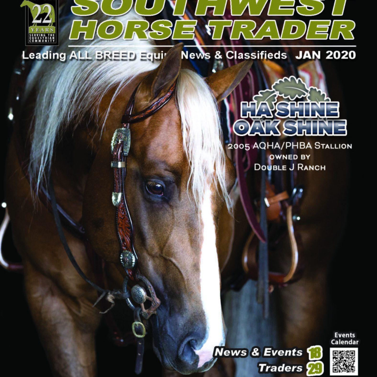 SouthWest Horse Trader January 2020 Issue