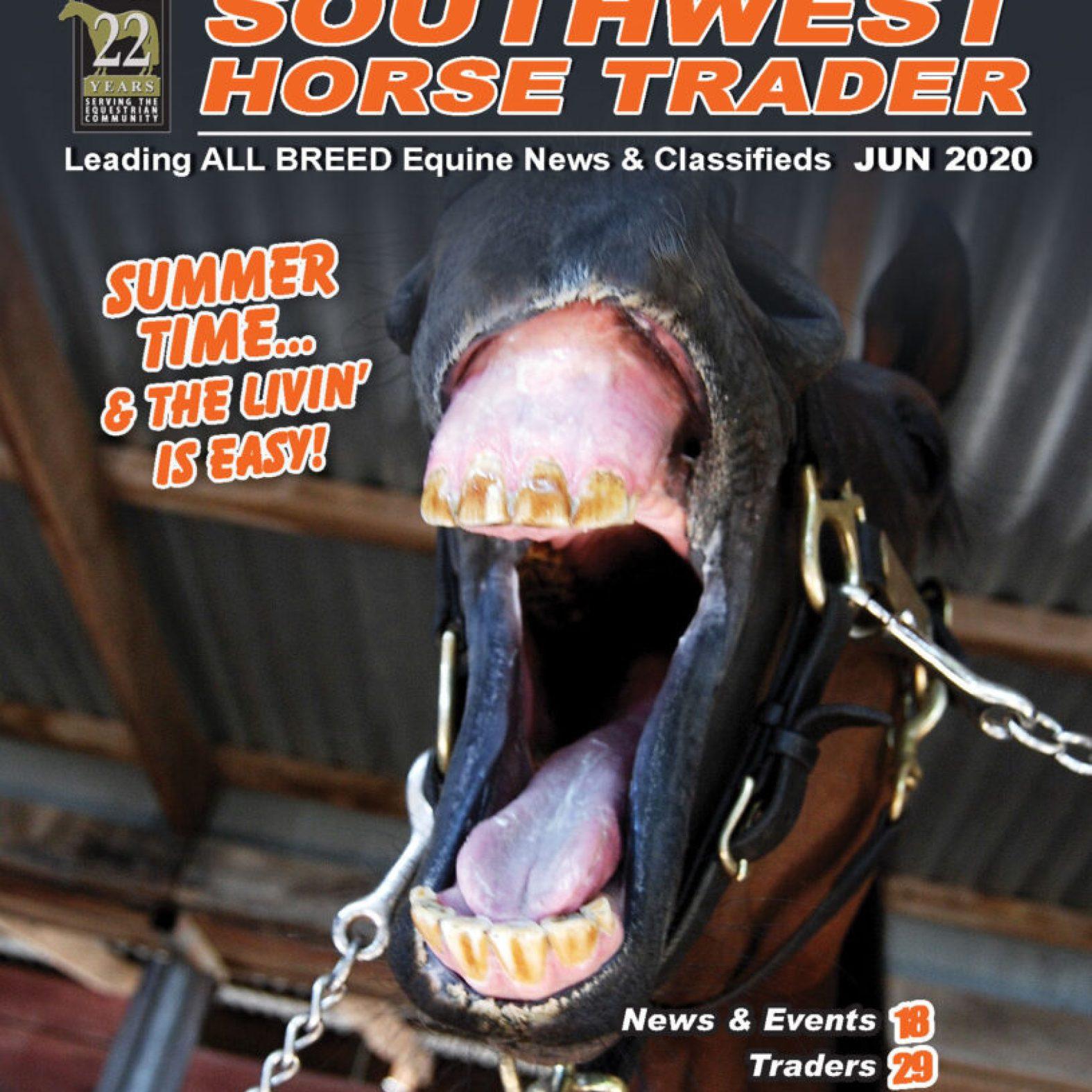 SouthWest Horse Trader June 2020 Issue