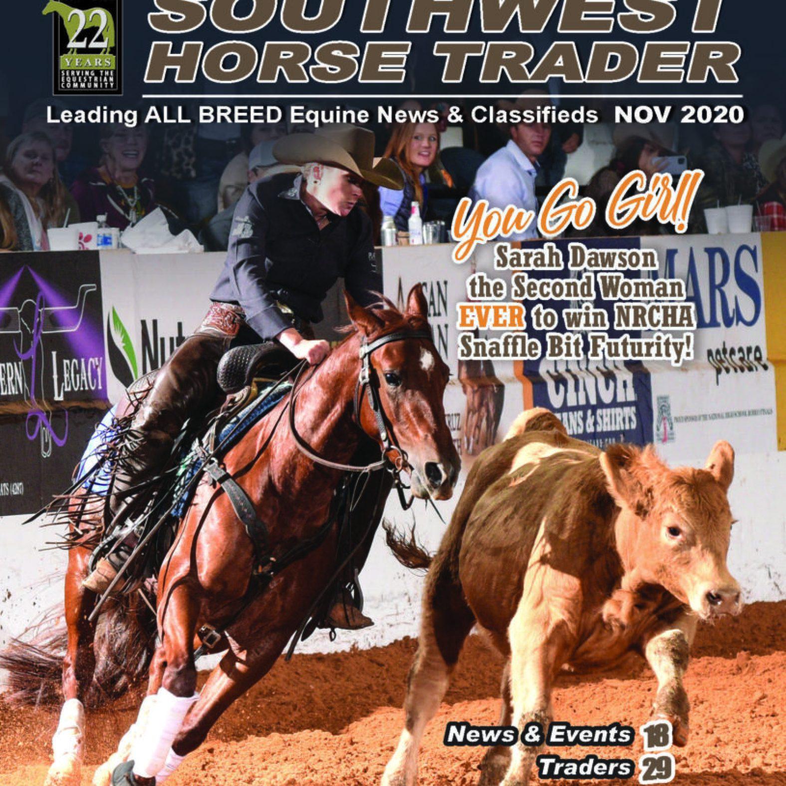 SouthWest Horse Trader November 2020 Issue