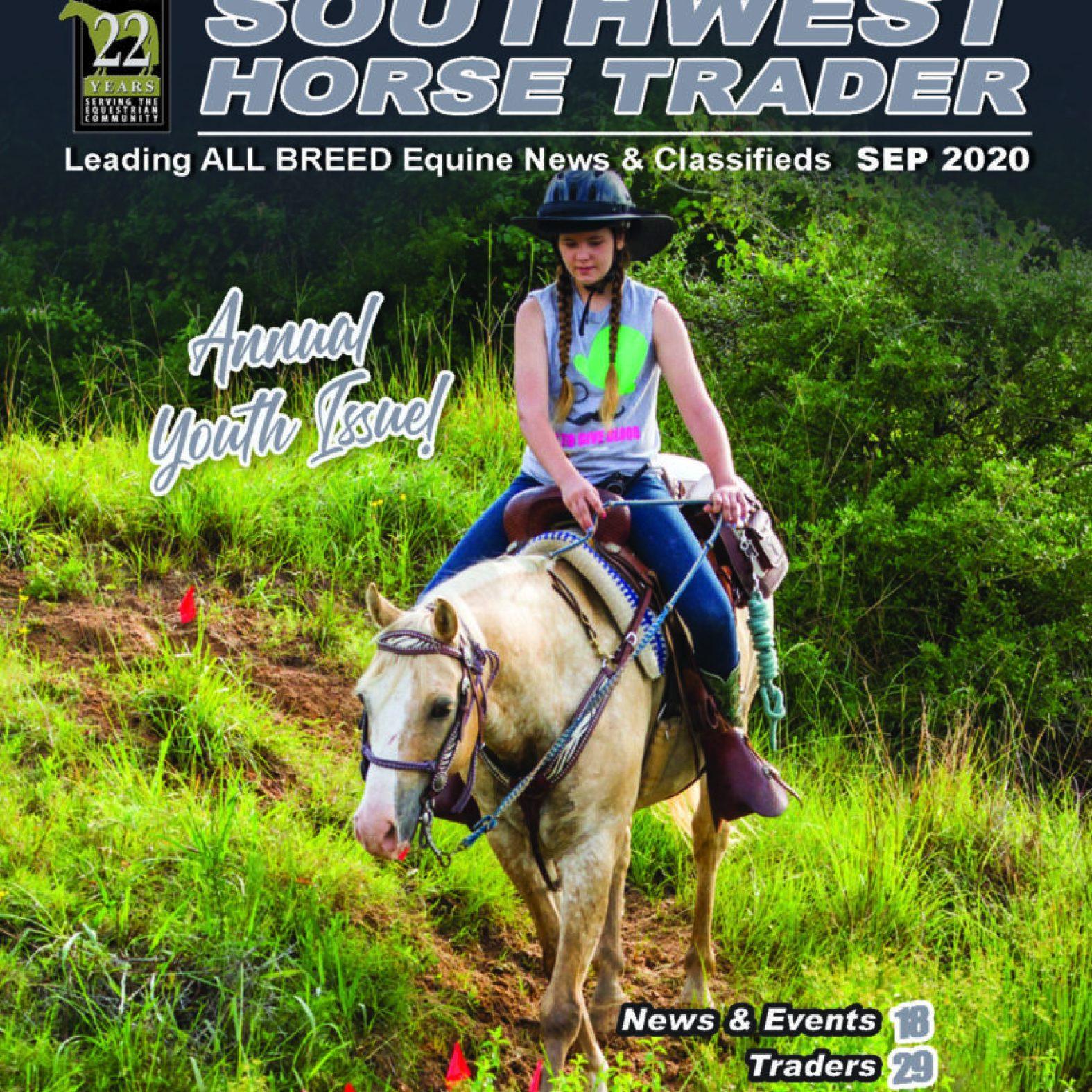 SouthWest Horse Trader September 2020 Issue