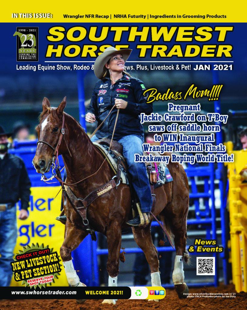 SouthWest Horse Trader January 2021 Issue