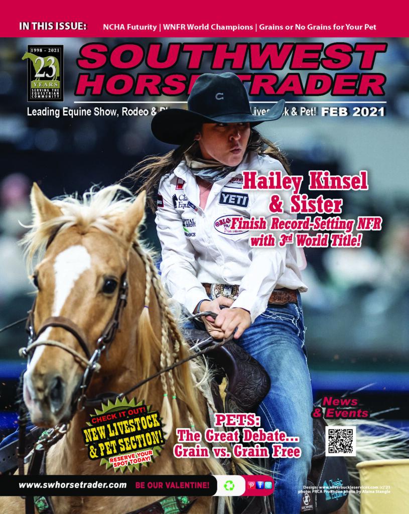 SouthWest Horse Trader February 2021 Issue