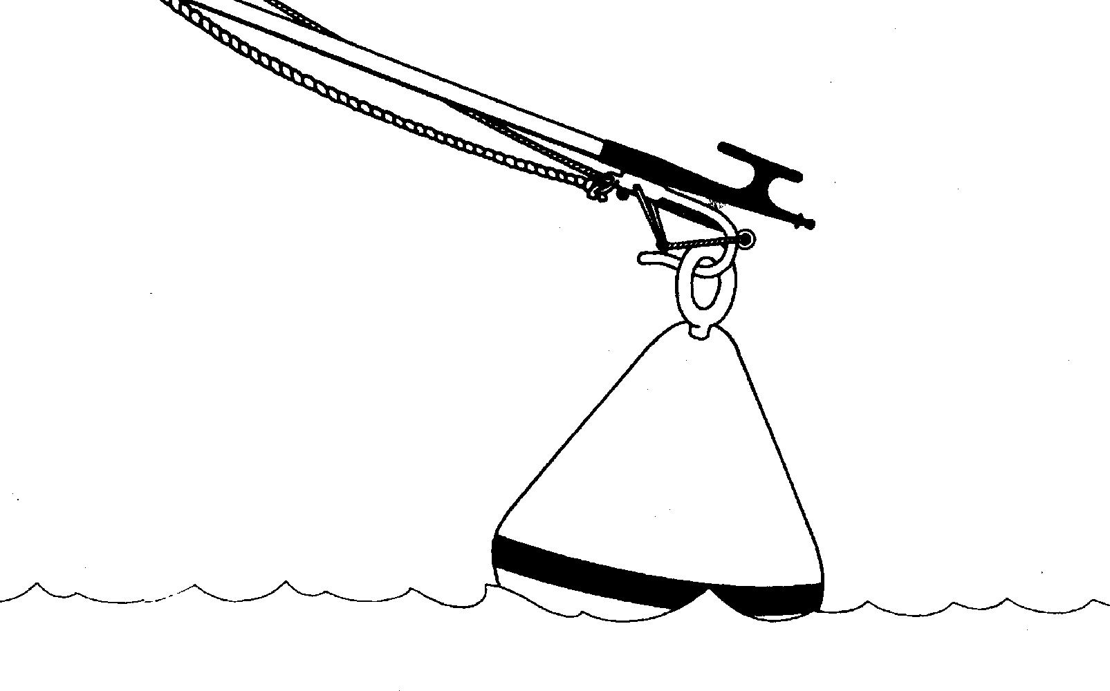 Mooring Buoy Amp Retrieving Hook
