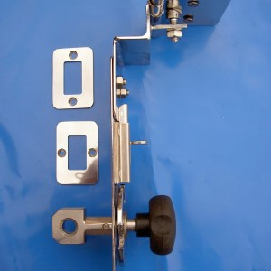 Sailboat Burglar Lock Deluxe