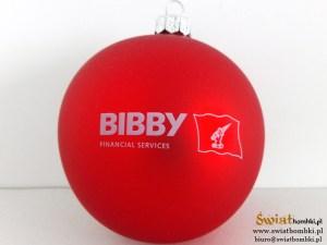 company balls bibby red
