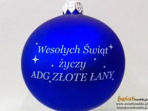 printed balls AGD Złote łany with stars
