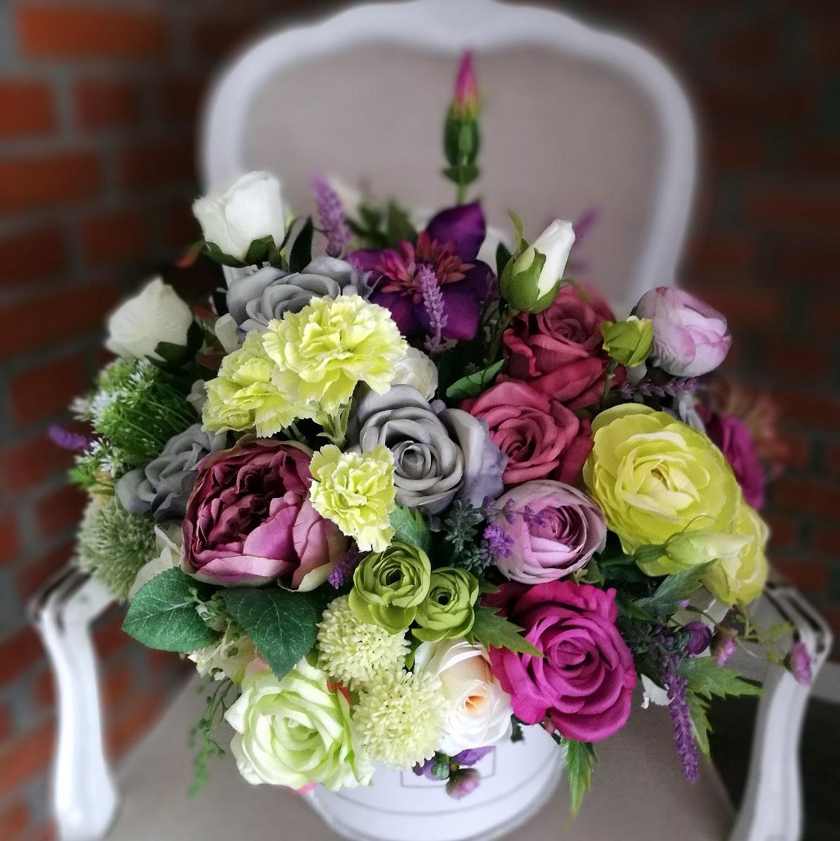 Flower box Romantyczność, Flower box Czułość nr. 200