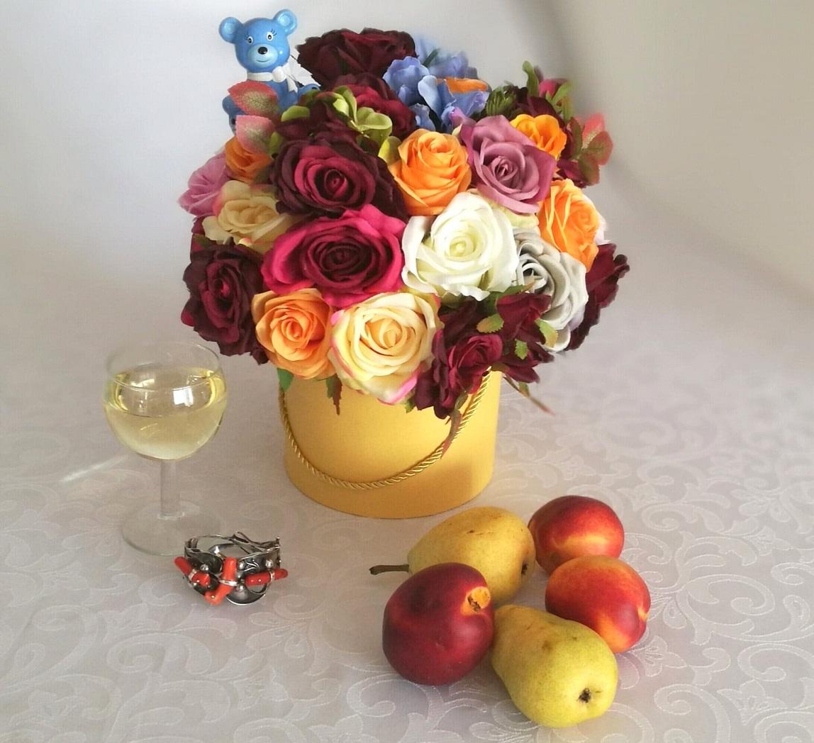 Flower box Namiętność