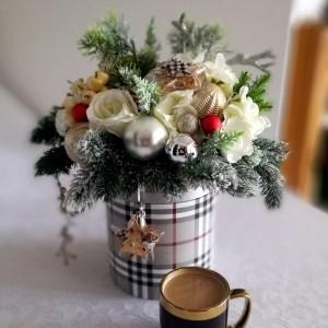 Flower box w świątecznym nastroju nr. 114