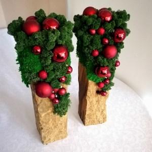 Dekoracja świąteczna ekologiczna nr. 113