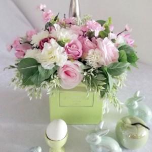 Flowerbox Wiosenne pastele nr 197