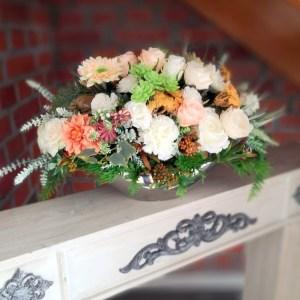 Dekoracja kwiatowa Jasny poranek nr 251