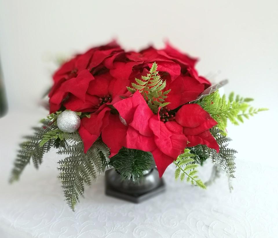 Stroik nagrobny świąteczny nr. 233