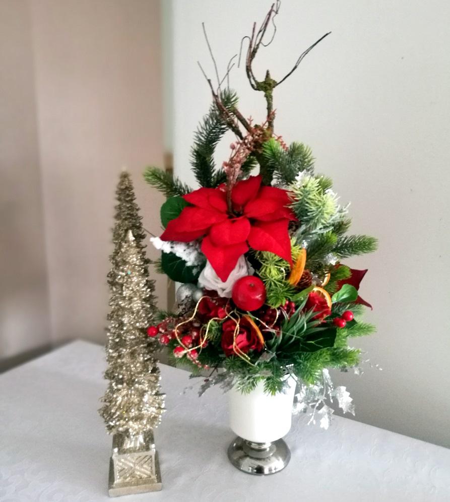 Dekoracja świąteczna nr. 273