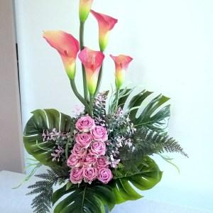 Bukiet nagrobny W cienu magnolii nr. 249