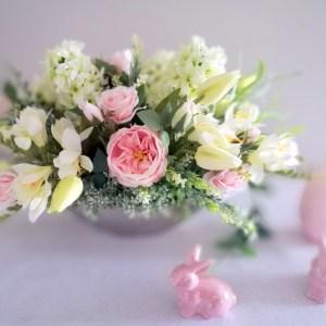 Kompozycja kwiatowa Dotyk wiosny nr. 300