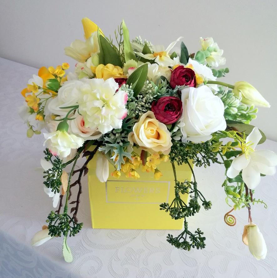 Wiosna w flower boxie nr 233
