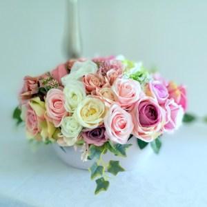 Kompozycja kwiatowa Słodycz nr 362