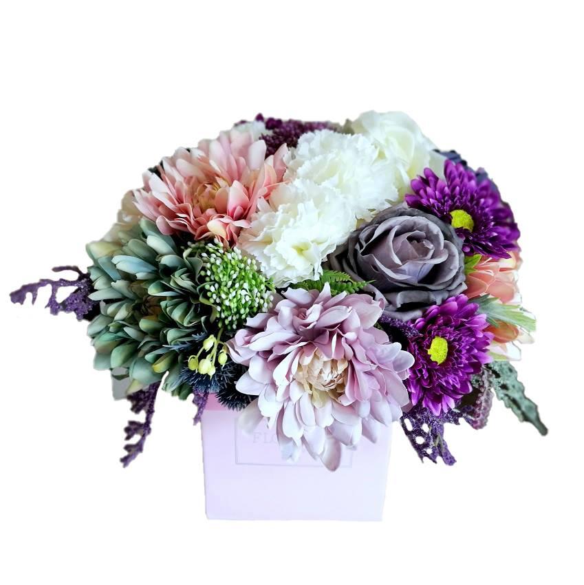 Kompozycja kwiatowa Jesienna etiuda nr 367