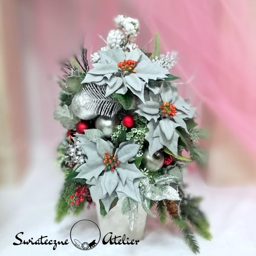 Stroik świąteczny Radosne chwile nr 384