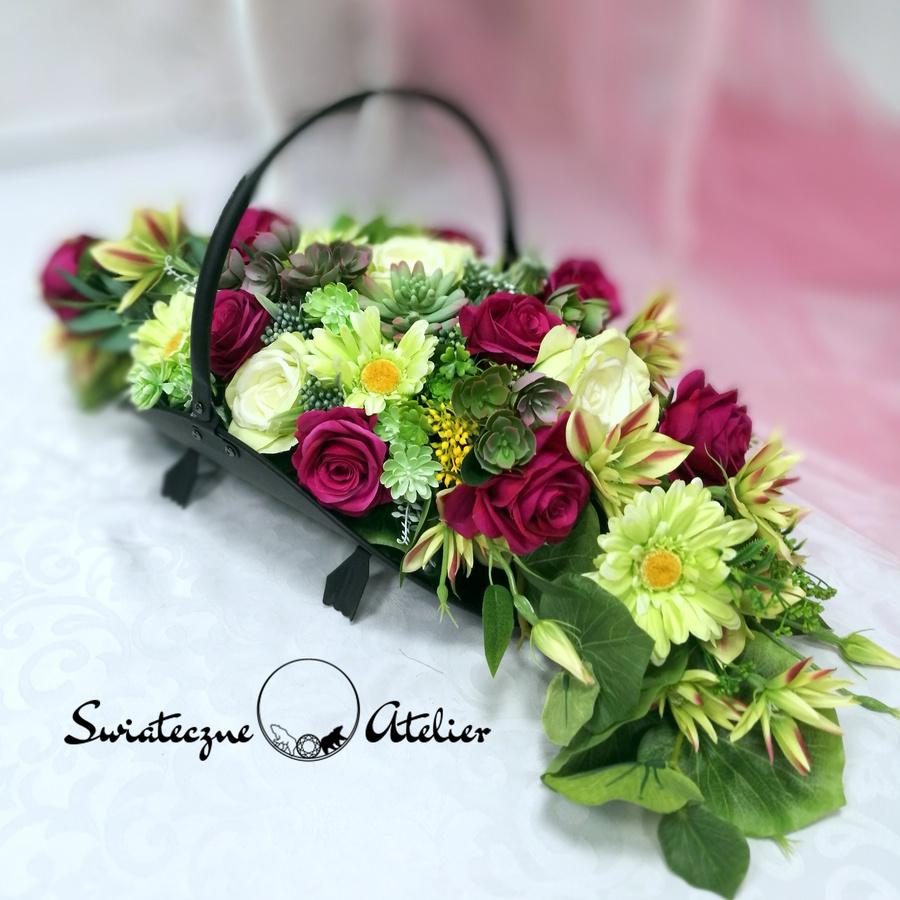 Dekoracja kwiatowa Magia wiosny nr 443