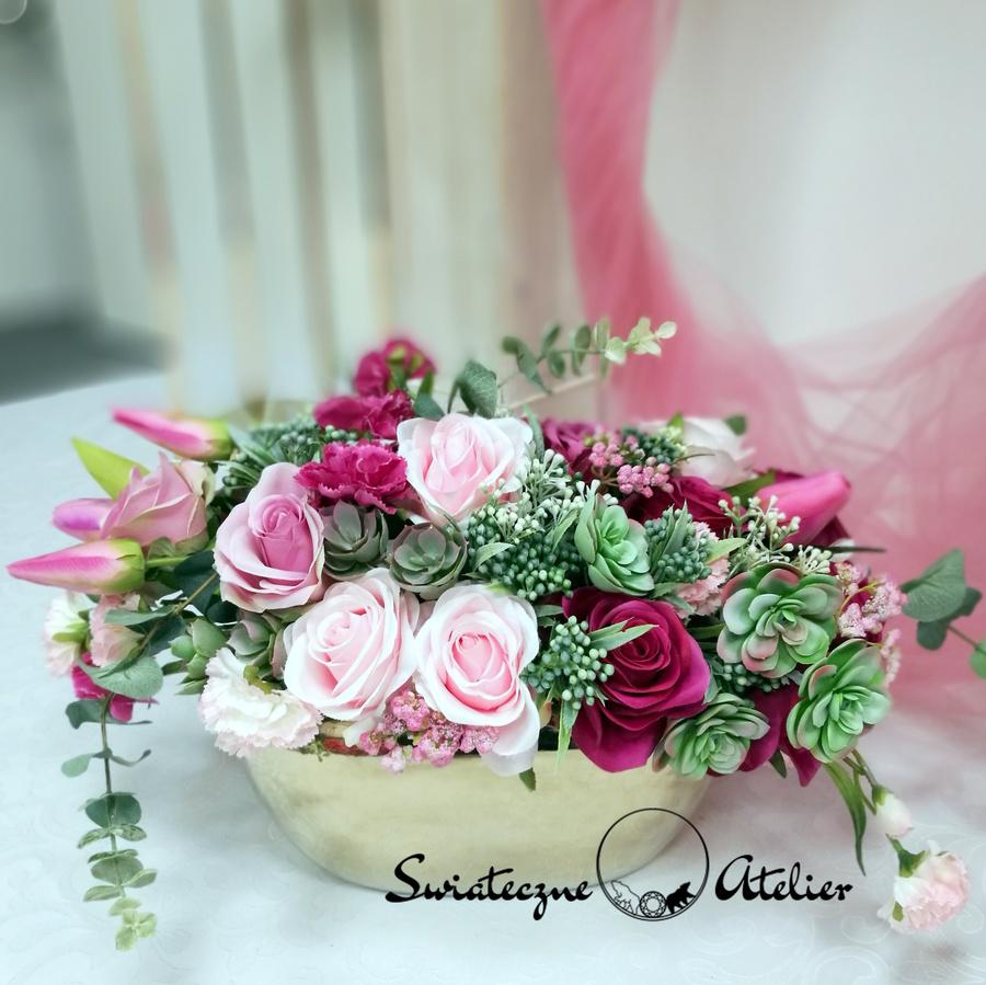 Wiosenna kompozycja kwiatowa nr 471