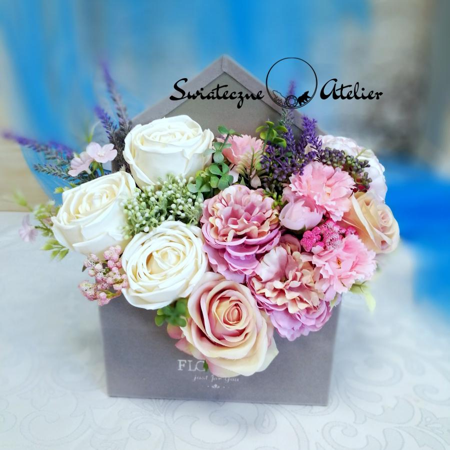 Koperta kwiatowa Wspólne chwile nr 476