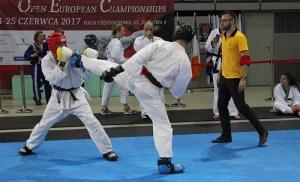 Mistrzostwo Europy Tae Kwon Do dla mieszkanki Świerklan
