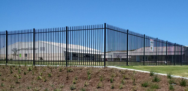 garrison fencing