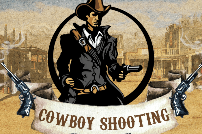 Gamification and online training - Cowboy shooting