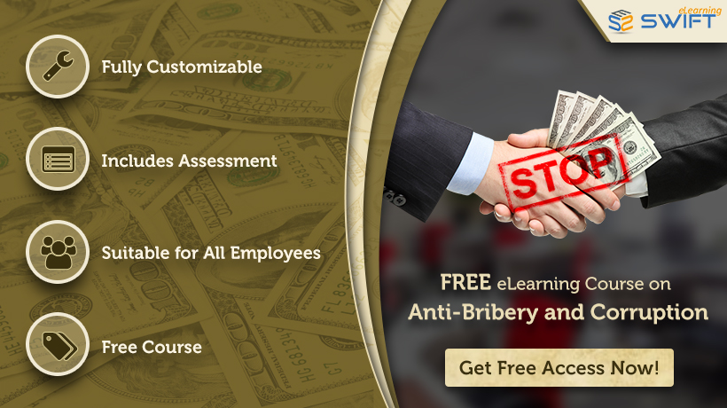 Swift Free Online Course on Anti-bribery and Corruption