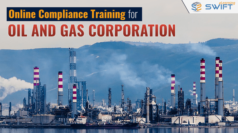eLearning Case Study Oil_Gas corporation