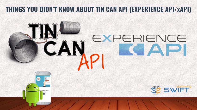 Tin Can Experience API _Mobile App