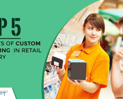 Top 5 Benefits of Custom eLearning