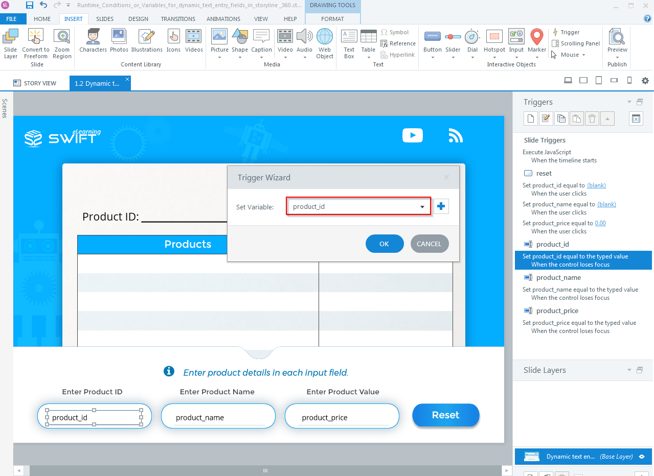 Runtime Conditions or Variables for dynamic text entry fields in storyline 360_2