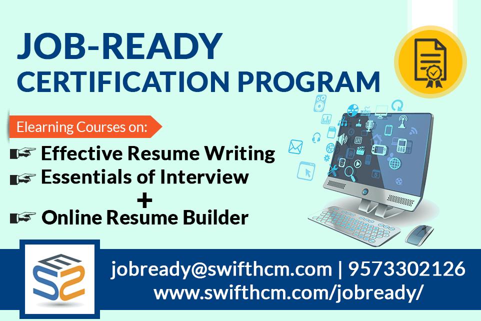 Job-Ready skill development program