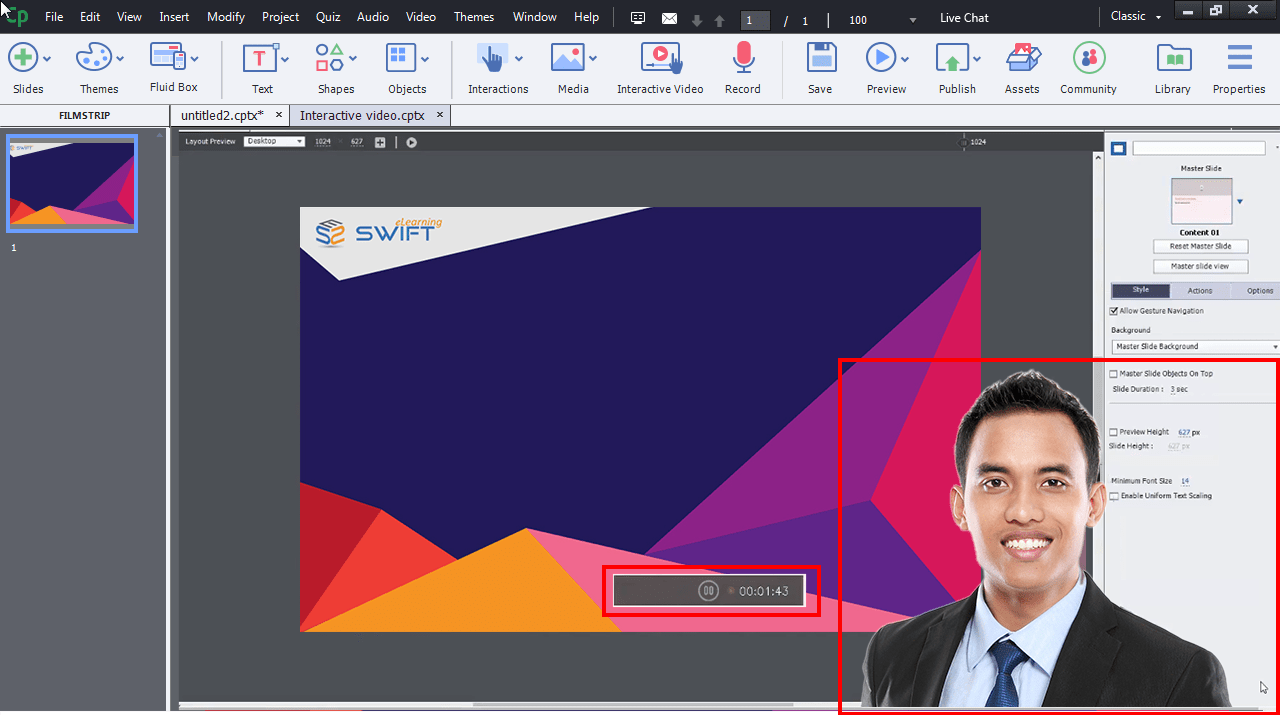 Adobe Captivate 2019 new features_9