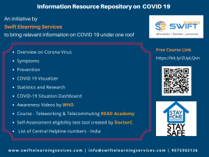 COVID19-resource checklist-Swift elearning services