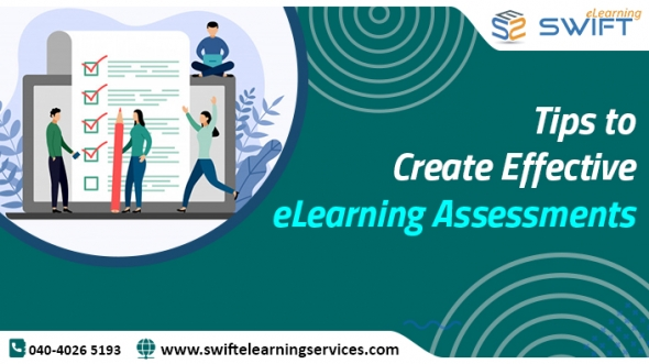 Tips to Create Effective eLearning Assessments