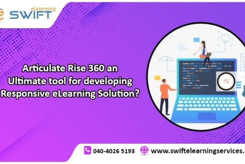 Articulate Rise 360 an Ultimate tool for developing Responsive eLearning Solution
