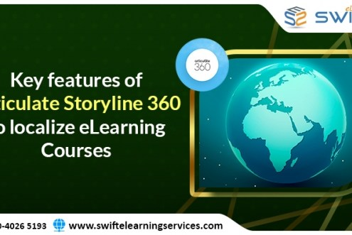 Key features of Articulate Storyline 360 to localize eLearning Courses